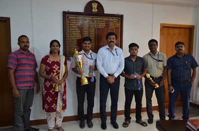 South Zone IAAD and State Championship Winners with AG