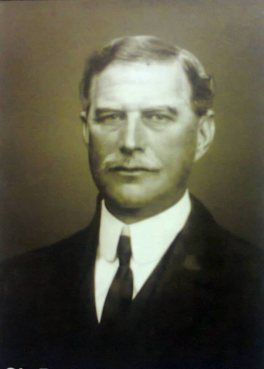 SIR R.A.GAMBLE (1914-1918)